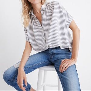 Madewell blouse only worn twice
